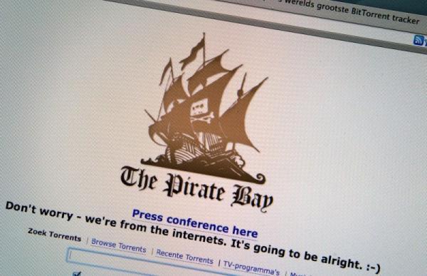 Pirate Bay torna-se o maior site de compartilhamento de arquivos do mundo