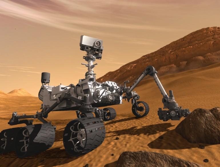 curiosity-landing