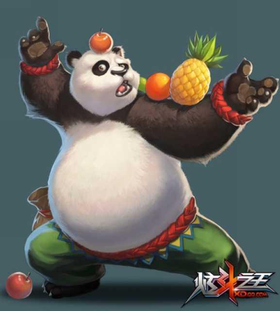 Panda Wojownik