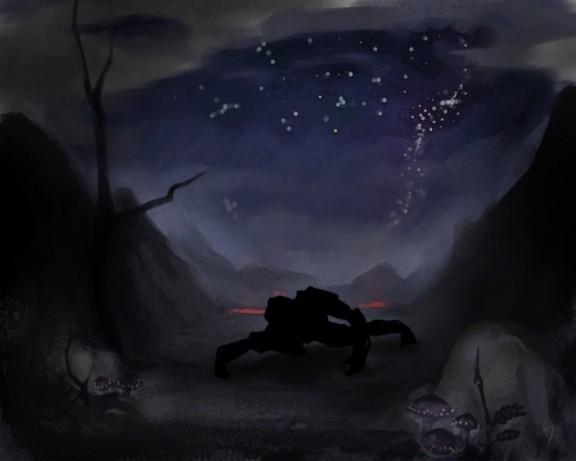 1310968801 assassin by omfgiforgotmynameoo d3hv6ff1 576x461 custom Creepypasta Arkade: A lenda do mod sombrio de The Elder Scrolls III Morrowind