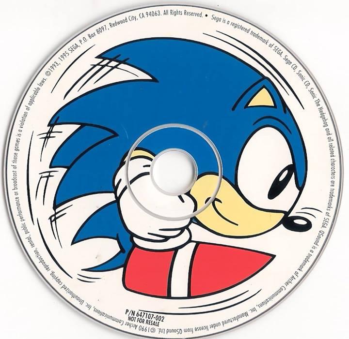 CD Sonic