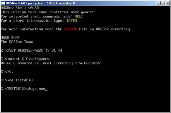 Dosbox21 581x383 custom Creepypasta Arkade: A lenda do mod sombrio de The Elder Scrolls III Morrowind