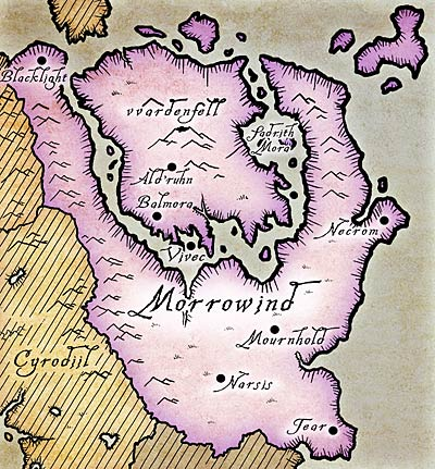 Morrowind1 Creepypasta Arkade: A lenda do mod sombrio de The Elder Scrolls III Morrowind