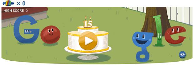 google-15o-aniversario-doodle