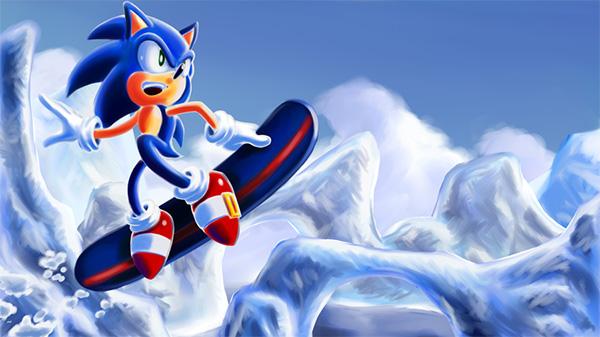 Sonic Icecap