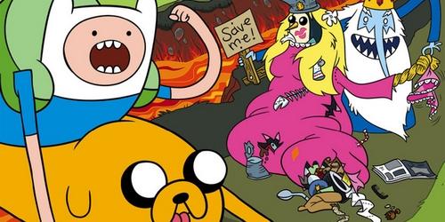 jogo da hora de aventura do cartoon 12