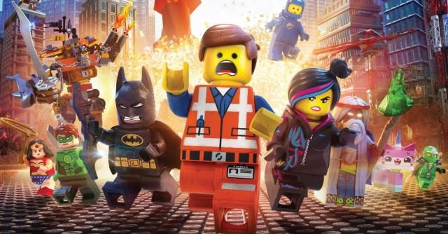 Lego, uma aventura