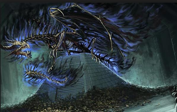 Será que a alma de um dragão pesa 21 gramas?