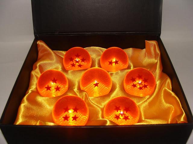 esferas dragão