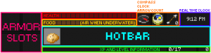 hotbar
