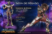 SAINT SEIYA LEGEND OF SANCTUARY (2105)