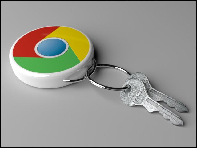 GoogleChromeKeyChain01