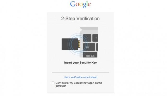 google-chave-seguranca