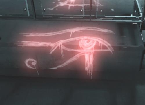Olho de Hórus em Assassin's Creed