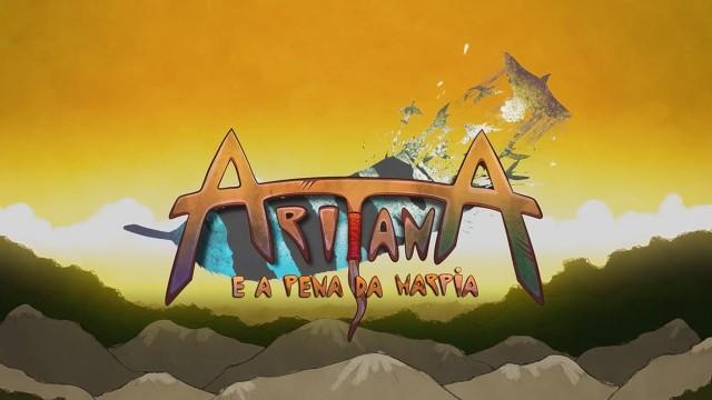 Aritana e a Pena da Harpia!