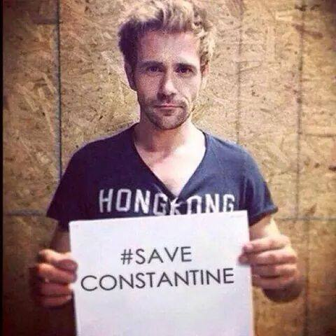 Matt Ryan pedindo aos fãs que salvem a série.