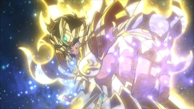 SAINT SEIYA SOUL OF GOLD (227)