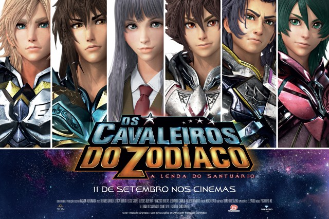 os-cavaleiros-do-zodiaco-a-lenda-do-santuario-banner-promocional-anime-friends-cavaleiros-de-bronze-e-saori-alta-resolucao