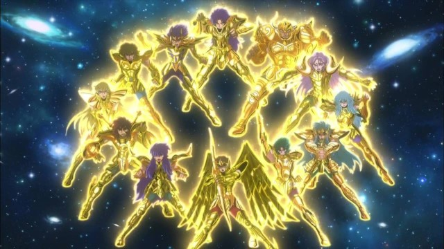 SAINT SEIYA SOUL OF GOLD (250)