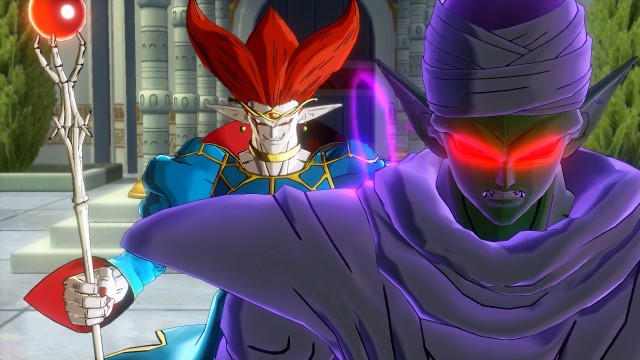 Dragon Ball Xenoverse: Demigra