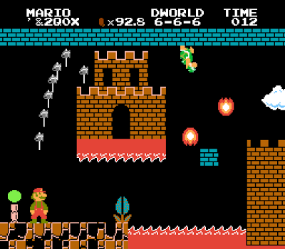 Death World Mario