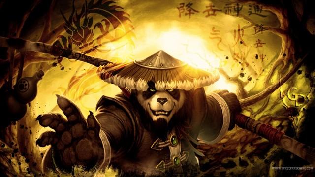 WOW Pandaria