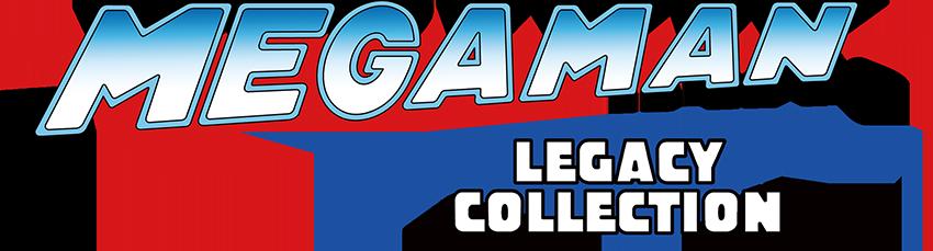 Resultado de imagem para Mega Man: Legacy Collection logo png