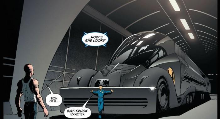 Bat Truck