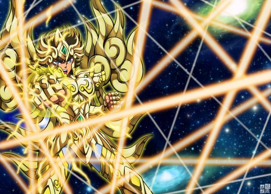 SAINT SEIYA SOUL OF GOLD (3308)