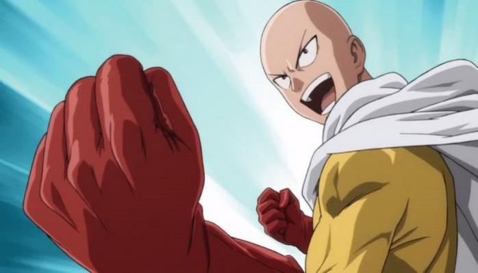 One Punch Saitama