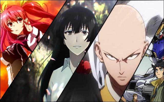 Destaque Anime Outono 2015