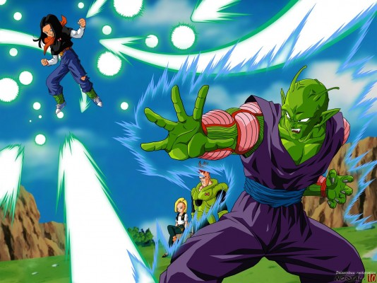 Piccolo VS Android 17
