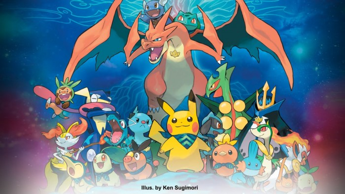 pòkemon Super Mystery Dungeon
