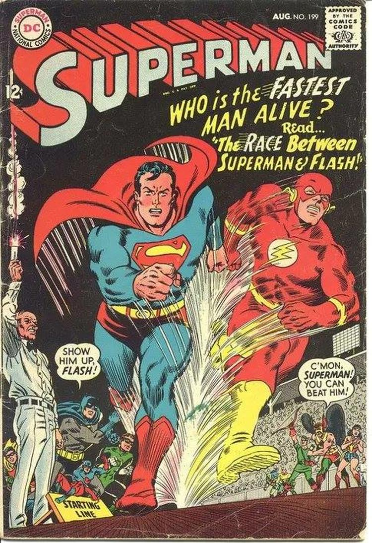 Superman-Flash